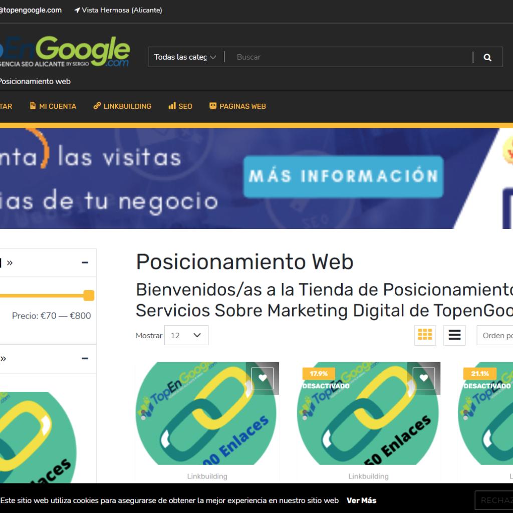 Tiendas Online Virtual