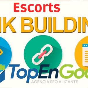 Servicio Link Building ESCORTS