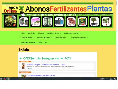 Abonosfertilizantesyplantas